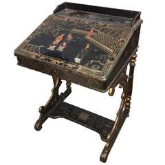19th Century English Davenport Desk