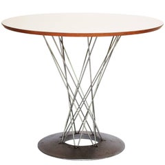 Vintage Isamu Noguchi Knoll Cyclone Table Rare 1970s Custom Order