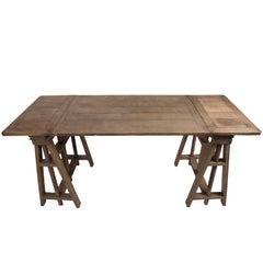 Vernacular Trestle Table