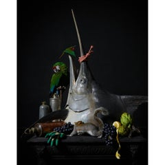 'Les Peintures Des Taxidermistes' No. 2. Art Print Photo by Sinke & Van Tongeren