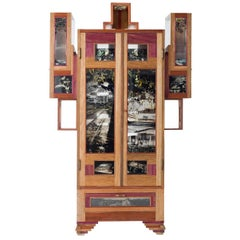 Contemporary Coffee Mask Cabinet by Hillsideout, 2016