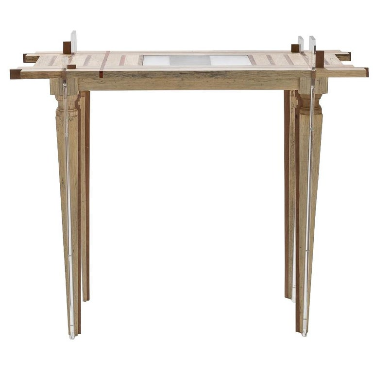 Contemporary Small Just Contrast Console by Hillsideout, 2016