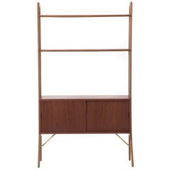 Danish Modern Shelving Unit