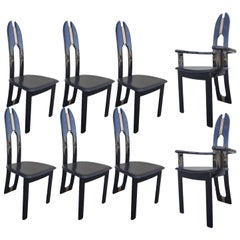 Pietro Costantini Dining Chairs, Set of 6