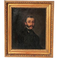 Late 19th Century Portrait of a Gentleman