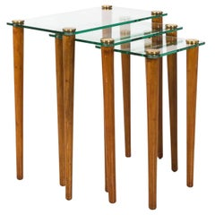 Set of Nesting Tables by Gilbert Rohde
