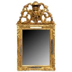 Vintage Italian Gilt Mirror
