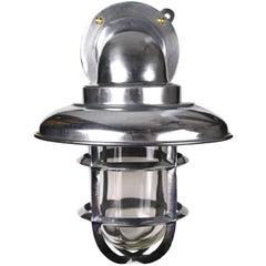 Cast Aluminium Nautical Sconce