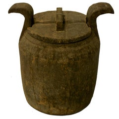 Antique Storage Urn