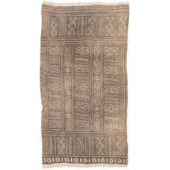 Vintage African Mud Cloth From Mali