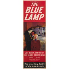 """The Blue Lamp"" Poster"