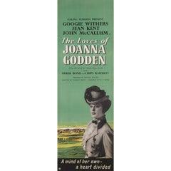 """The Loves of Joanna Godden"" Original British Film Poster"