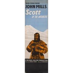 """""""Scott of the Antarctic"""" Original British Film Poster"""