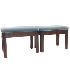Mid-Century Modern Foot Stools and Ottomans by Drexel