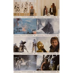 """The Empire Strikes Back"" Set of Eight Mini Lobby Cards"