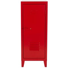 B1 Low Locker in True Red by Xavier Pauchard & Tolix