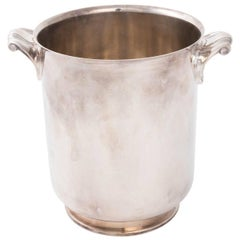 French Champagne Bucket Bucket by Christofle