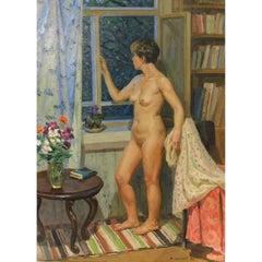 Nikolas Alexandrovic Painting
