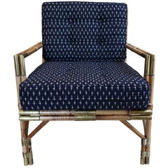 Harbinger David Rattan Chair