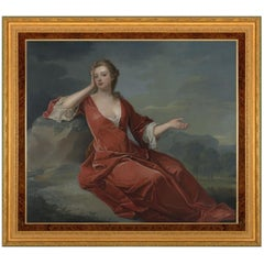 Sarah Churchill, after Queen Anne Oil Painting by Charles Jervas