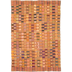 Vintage West African Ewe Cloth