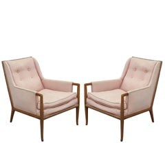 Pair of Robsjohn-Gibbings for Widdicomb Lounge Chairs