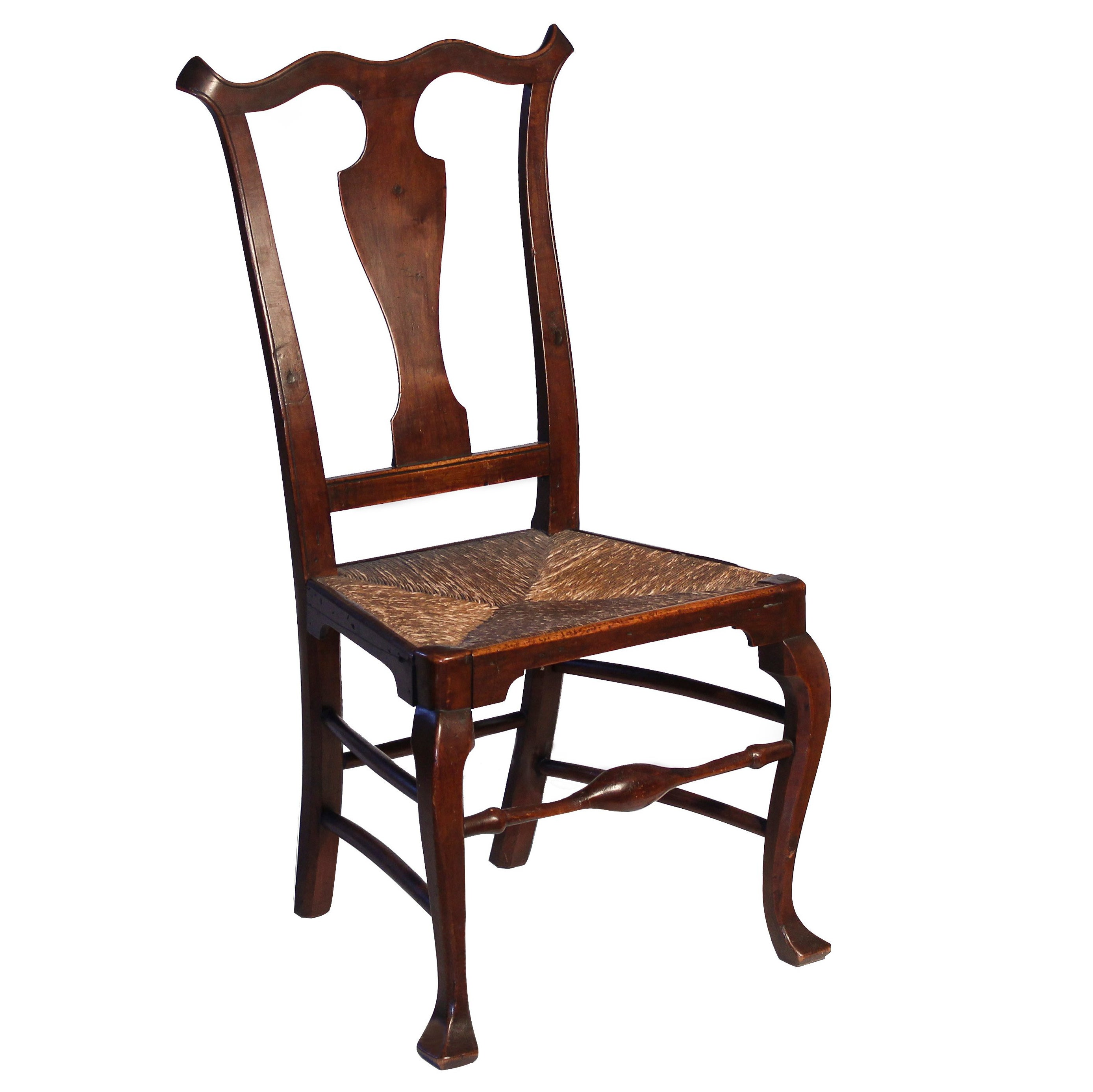 Maple Queen Anne Side Chair