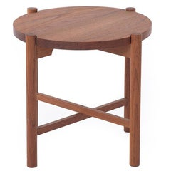 Modern Teak Folding Table