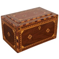 American Inlaid Box