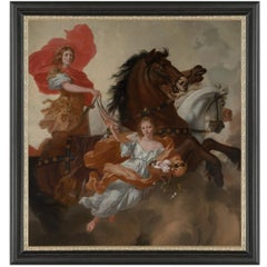 Apollo and Aurora, after Baroque Oil Painting by Gerard de Lairesse