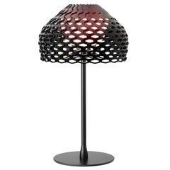 FLOS Tatou T1 Dimmable Halogen Table Lamp in Black by Patricia Urquiola