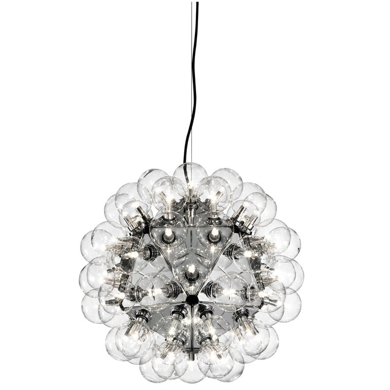 FLOS Taraxacum 88 Pendant Light by Achille Castiglioni For Sale