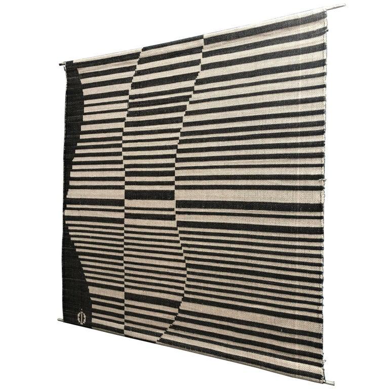 Swedish Textile Art by I. Damast