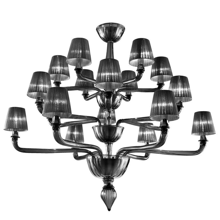 Coco Eighteen-Light Chandelier