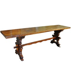 Italian 18th Century Console Table