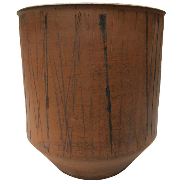 Large David Cressey Planter for Architectural Pottery