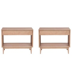 Pair of Baptiste Nightstands