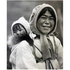 Vintage Native American Photograph