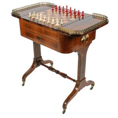 Regency Metamorphic Games Table
