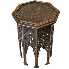 19th Century Moorish Table