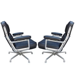Midcentury Eames Lounge Chairs for Herman Miller Time Life
