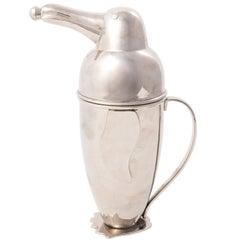 Penguin Cocktail Shaker
