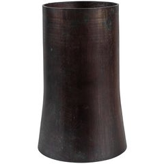 Carl Auböck Model #3854 'Atom 2' Brass Vase