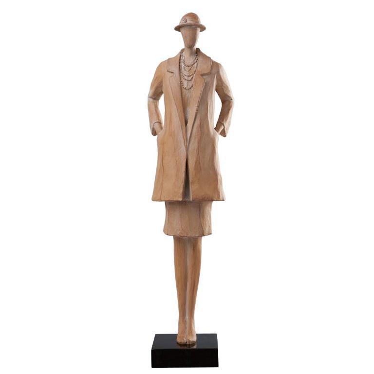 Lady D Sculpture