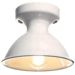 Porcelain Flush Mount Lamps