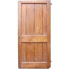 18th Century English Two-Panel Door