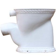 Victorian Water-Rush Toilet