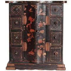 Early 20th Century Japanese Jewelry Box