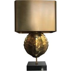 "Rare Maison Charles Lamp ""Caraibes Ecran"" by Chystiane Charles"