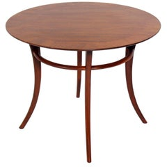 Klismos Leg Side Table by T.H. Robsjohn-Gibbings